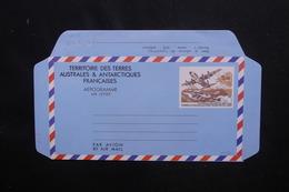 T.A.A.F. - Aérogramme Non Circulé - L 54280 - Enteros Postales