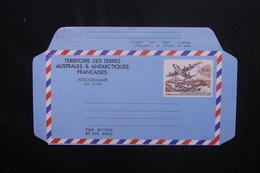 T.A.A.F. - Aérogramme Non Circulé - L 54281 - Enteros Postales
