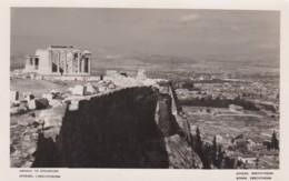 ATHENS -ERECHTHEIO - Greece