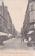 BOULOGNE SUR MER -LA RUE FAIDHERBE - Boulogne Billancourt