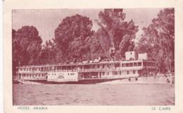 CAIRO -HOTE ARABIA - Cairo