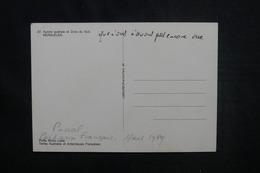 T.A.A.F. - Carte Postale Des TAAF  , écrite Au Verso - L 54286 - Briefe U. Dokumente