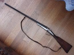 Fusil De Chasse Ancien. - Armi Da Collezione