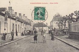 45 /  Varennes  :  Rue Jolie     /////   Ref. FEV. 20  ////  BO. 45 - Frankrijk