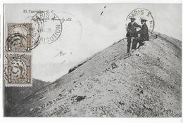 COSTA RICA - 1914 - CARTE De SAN JOSE => PARIS - Costa Rica