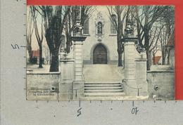 CARTOLINA NV GERMANIA - Kirchenplatz Und Eingang In Kirchhofen - 9 X 14 - 1946 - Germania