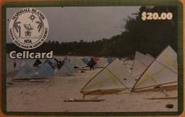MARSHALL  -  Prepaid  -    $20.00 - Marshall Islands