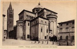 CPA PARMA Veduta Posteriore Della Cattedrale.. ITALY (449070) - Parma