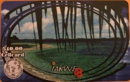 MARSHALL  -  Prepaid  - IAKWE -   $10.00 - Marshall Islands