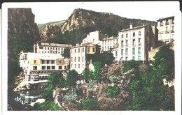 8. Amélie Les Bains. Les Thermes Pujade (Castan Architecte) Et Les Hôtels. De Yvonne à Hermance Et Jean. 1949. - Francia