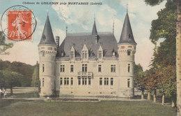 45 /  Villemandeur   : Lisledon      /////   Ref. FEV. 20  ////  BO. 45 - Frankrijk