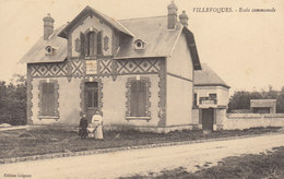 45 /    Villevoques : école Communale       /////   Ref. FEV. 20  ////  BO. 45 - Frankrijk