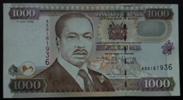 Kenya 1000 Shillling 2002 FdS Shillings UNC Kenia - Kenia