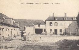45 /    Villereau : La Ferme Du Chateau        /////   Ref. FEV. 20  ////  BO. 45 - Frankrijk