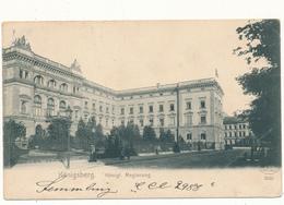 KONIGSBERG, Pr. - KALININGRAD - Königl. Regierung - Russland