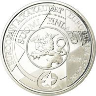 Finlande, 10 Euro, L'ère Du Fer Et Du Verre, 2017, Proof, FDC, Argent - Finlande
