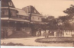 Elisabethville - Réception Du Prince Au Palais Du Gouverneur - Lubumbashi