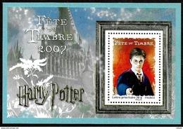 Bloc N°106 De 2007 Harry Potter Neuf** - Neufs