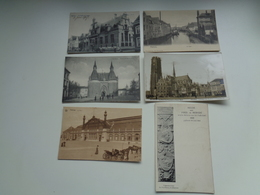 Beau Lot De 20 Cartes Postales De Belgique  Malines     Mooi Lot Van 20 Postkaarten Van België  Mechelen - 20 Scans - 5 - 99 Cartes