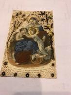 Les Saints Embrassements De Jesus - Images Religieuses