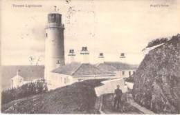 UK England ( Gloucestershire / Gloucester ) Trevose Lighthouse / Phare Headlight Leuchtturm - CPA - Angleterre - Gloucester