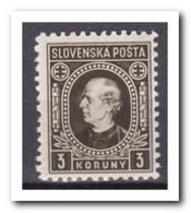 Slowakije 1939, Postfris MNH, Andrej Hlinka L10½ ( No Watermark ) - Unused Stamps