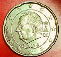 BELGIO - 2009 - Moneta - Re Alberto II - Euro - 0.20 - Belgio