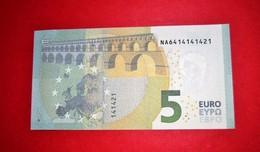 5 EURO N014D6 AUSTRIA / ÖSTERREICH - NA64 14 14 14 21 - N014 D6 - UNC - NEUF - 5 Euro