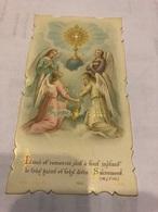 Loue Et Remercie Soif à Tout Instant Le Très Saint Et Très Divin Sacrement - Images Religieuses