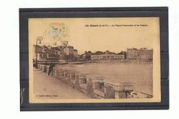 35 - DINARD - La Digue Promenade Et Les Casinos  - 604 - Dinard