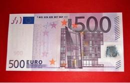 500 EURO GERMANY  R018A4 - X09362825606 - UNC - NEUF - EURO