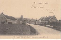 91 BOUVILLE Vue Générale Du Grand Bouville - Frankreich