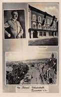 BRAUNAU Im INN AUSTRIA~GEBURTSHAUS~HITLER~DES FUHRERS' GEBURTSTADT-1939 PHOTO POSTCARD 43559 - Guerre 1939-45