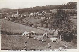42)  ECOCHE  - Vue Générale Et Panoramique - Dans Le Fond Cadollon - Other Municipalities