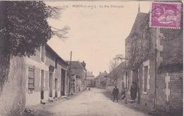 37 - PORTS - LA RUE PRINCIPALE - Francia