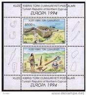 Chypre Turquie Cyprus Cept 1994 Bloc 13 *** MNH Cote 7 Euro - Chypre (Turquie)
