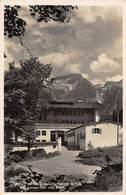 ADOLF HITLER JUGENDHERBERGE STRUB Mit HOMEM GOLL BRETT~M LOCHNER PHOTO POSTCARD 43687 - War 1939-45