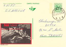 B11 - Entier Postal - Carte Publibel N° 2420 F - Han Sur Lesse - Voir Photo Pour Détails - Publibels