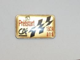 Pin's LE PRETSTART CREDIT AGRICOLE - Banques