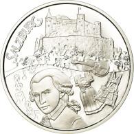 Autriche, 10 Euro, Salzburg, 2014, Proof, FDC, Argent, KM:3232 - Autriche