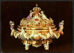 A9670 - TOP Meissen Porzellan Museum - Kaendler Aufglasur  - Bild Und Heimat Reichenbach - Arts