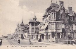 La Baule Groupe De Villas Boulevard Darlu - La Baule-Escoublac