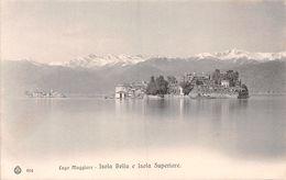 Lago Maggiore Isola Bella Et Isola Superiore - Verbania