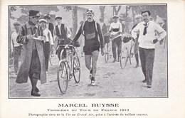 Troisième Du Tour De France 1913, Marcel Buysse (pk68441) - Cyclisme