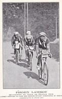 Quatrième Du Tour De France 1913, Firmin Lambot (pk68443) - Cyclisme