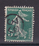 D116/ SEMEUSE N° 137 CACHET JOUR DE L AN - France