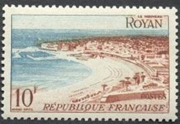 France N°978 Neuf ** 1954 - Francia