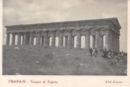 Trapani Tempio Di Segesta - Animée - Trapani