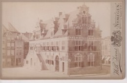 WITH IVENS NYMEGEN NIJMEGEN   NEDERLAND HOLLAND 16*10CM Cabinet  Photograph - Fotos