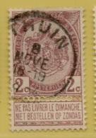 MW-4190   THUIN   OCB 55 - 1893-1907 Armoiries